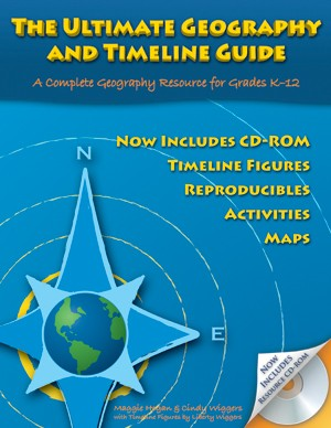 Ultimate Geography & Timeline Guide w/CD