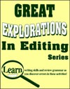 Great Explorations in Editing