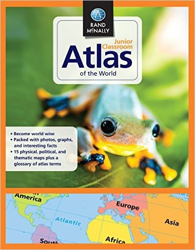 Junior Classroom Atlas of the World