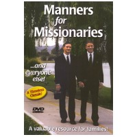 Manners for Missionaries...and Everyone Else! - DVD