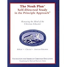 Noah Plan Self-Directed Study in the Princilel Approach