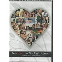 One Heart in the Right Place - DVD