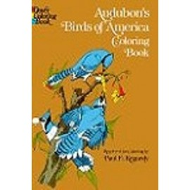 Coloring Book - Audubon's Birds of America