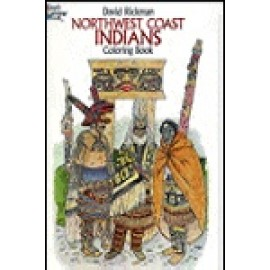 Coloring Book - Northwest Coast Indians