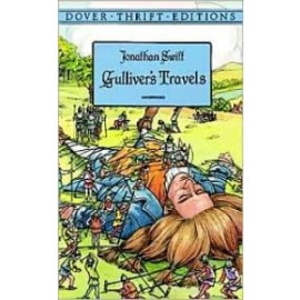 Gulliver's Travels (Dover Thrift)