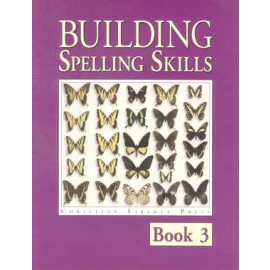 Building Spelling Skills Book 3 (2nd Edition)