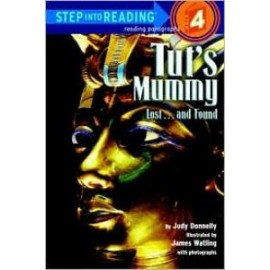 Tut's Mummy Lost and Found (Step into Reading level 4)