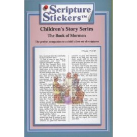 Scripture Stickers Children - Book of Mormon
