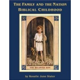 Family and the Nation Biblical Childhood, The