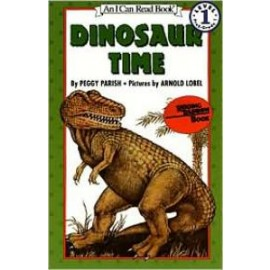 Dinosaur Time (I Can Read level 1)