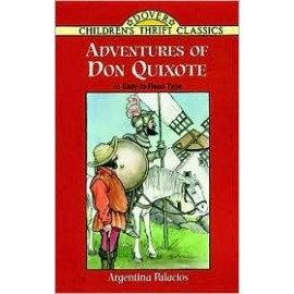 Adventures of Don Quixote (Children's Thrift Classic)