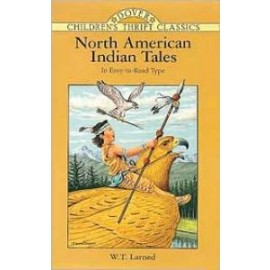North American Indian Tales (Children's Thrift Classics)
