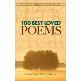 100 Best-Loved Poems (Dover Thrift)