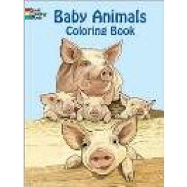 Baby Animals (Coloring Book)