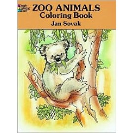 Zoo Animals (Coloring Book)