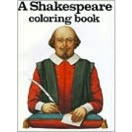 A Shakespeare (Coloring Book)