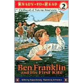 Ben Franklin and His First Kite (Level 2 Reader)