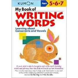 My Book of Writing Words: Learning about Consonants & Vowels