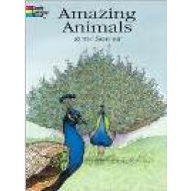 Amazing Animals (Coloring Book)