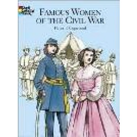 Famous Women of the Civil War (Coloring Book)
