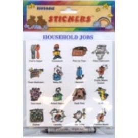 Job Stickers (reusable)