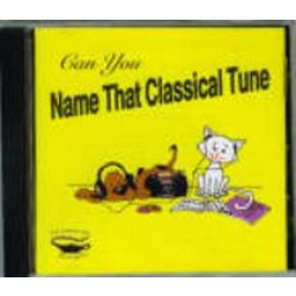 Can You Name that Classical Tune - CD