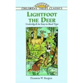 Lightfoot the Deer (Children's Thrift Classics)