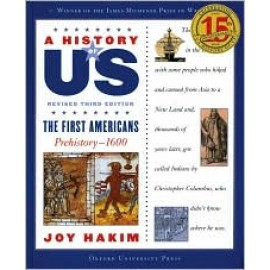 1st Americans (3rd Ed.) (History of US #1)