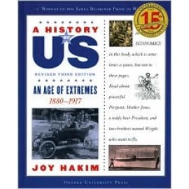 Age of Extremes (3rd Ed.) (History of US #8)