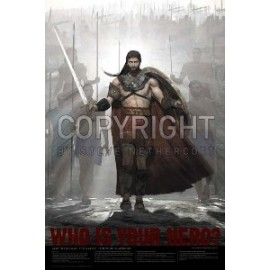 Army of Helaman 11x17 Poster