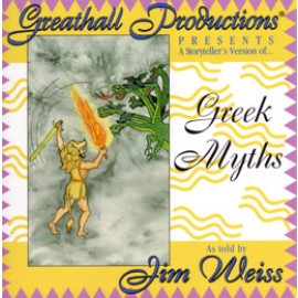 Greek Myths - CD (Abridged)