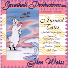 Animal Tales - CD (Abridged)