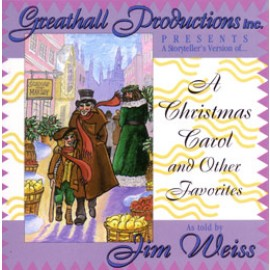 A Christmas Carol and Other Favorites - CD (Abridged)