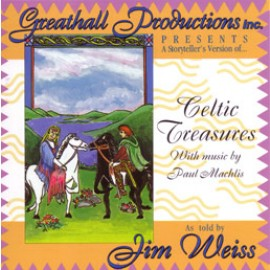 Celtic Treasures - CD (Abridged)