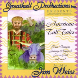 American Tall Tales - CD (Abridged)