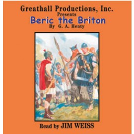 Beric the Briton - CD (Abridged)
