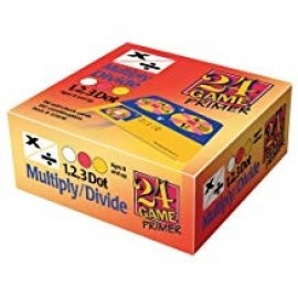 24 Game Multiply/Divide (96 card deck)