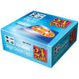 24 Game Variables (48 card deck) - game