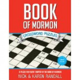 Book of Mormon Crossword Puzzles