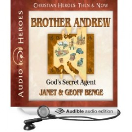 Brother Andrew: God's Secret Agent (Christian Heroes) - CD