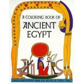 Ancient Egypt (Coloring Book)