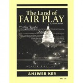 The Land of Fair Play (3rd Edition) - Answer Key