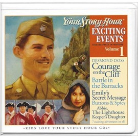 Exciting Events Volume 1 - CD