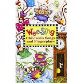 Wee Sing Children's Songs & Fingerplay w/CD