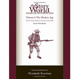 Story of the World Vol 4: Modern Age Test & Answer Key