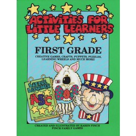 Activities for Little Learners (1st Grade)