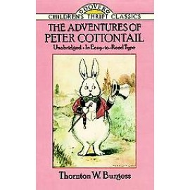 Adventures of Peter Cottontail (Children's Thrift Classics)