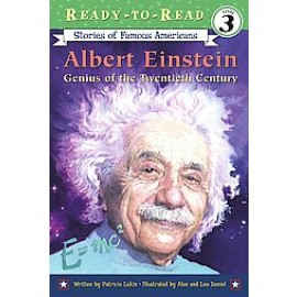 Albert Einstein: Genius of the 20th Century (Level 3 Reader)