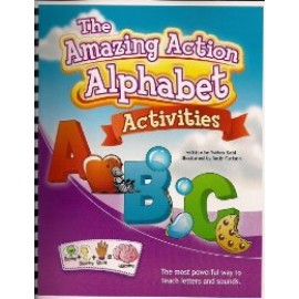 Amazing Action Alphabet Activities
