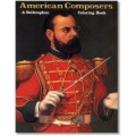 American Composers (Coloring Book)